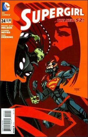 Supergirl (2011) 24-A
