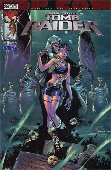 Tomb Raider: The Series 26-A by Top Cow