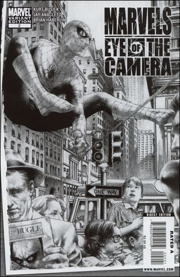 Marvels: Eye of the Camera 2-B by Marvel