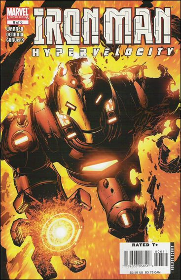 Iron Man: Hypervelocity 6-A by Marvel