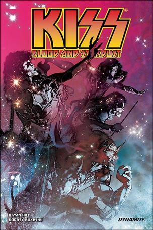 Kiss: Blood and Stardust nn-A