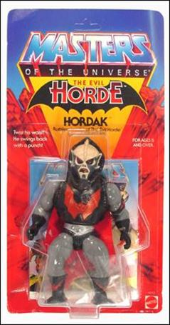 Masters of the Universe (Original Series) Basic Action Figures Hordak