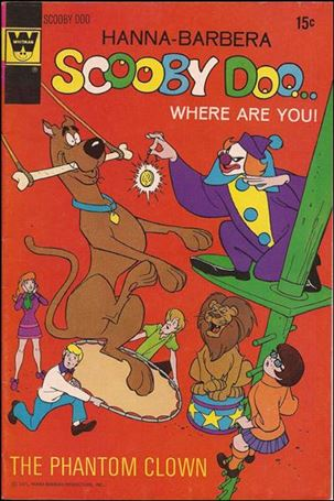 Scooby Doo, Where Are You? (1970) 9-B