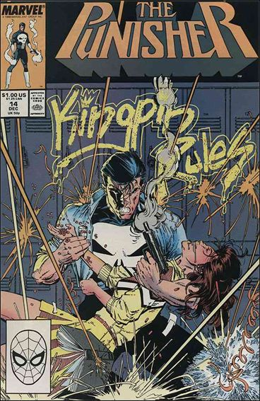 Punisher (1987) 14-A by Marvel