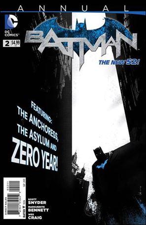 Batman Annual (2012) 2-A