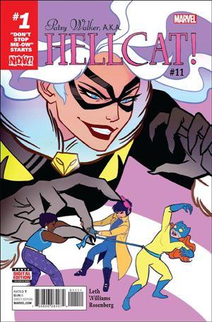 Patsy Walker, A.K.A. Hellcat! 11-A