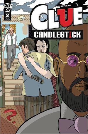 Clue: Candlestick 2-B