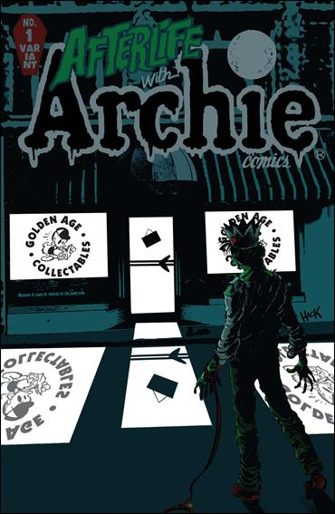 Afterlife with Archie 1-EZ by Archie