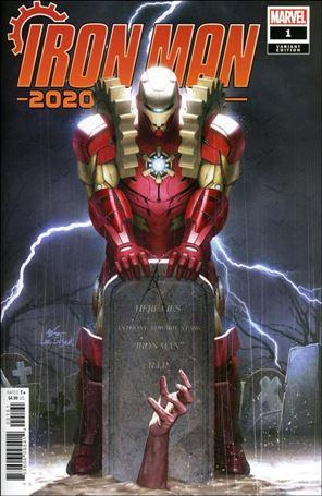 Iron Man 2020 (2020) 1-I