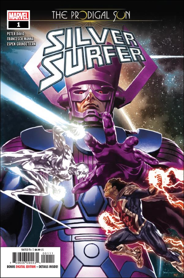 Silver Surfer: The Prodigal Sun 1-A by Marvel