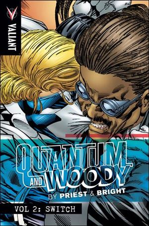 Quantum and Woody by Priest & Bright 2-A