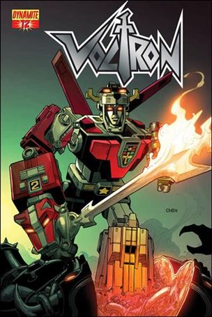 Voltron (2011) 12-A