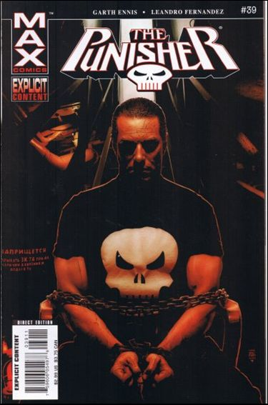 Punisher (2004) 39-A by Max