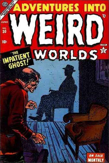 Adventures into Weird Worlds 30-A by Atlas