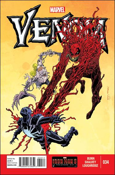 Venom (2011) 34-A by Marvel