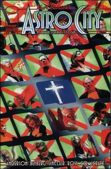 Kurt Busiek's Astro City (1996) 8-A by Homage Comics