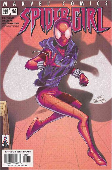 Spider-Girl (1998) 46-A by Marvel