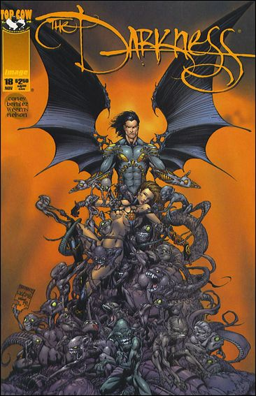 Darkness (1996) 18-A by Top Cow