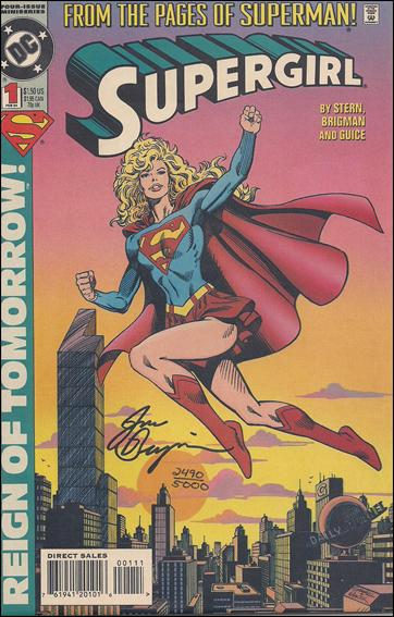 Supergirl (1994) 1-B by DC
