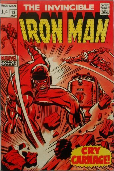 Iron Man (1968) 13-B by Marvel