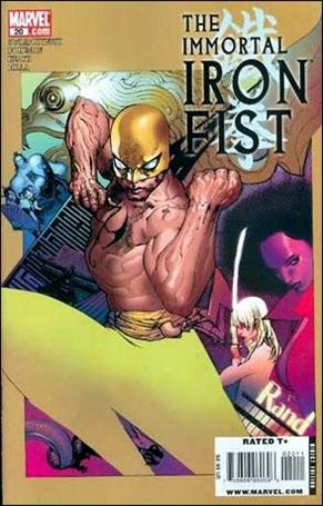 Immortal Iron Fist 20-A
