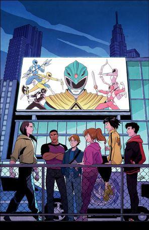 Saban's Go Go Power Rangers: Forever Rangers 1-D
