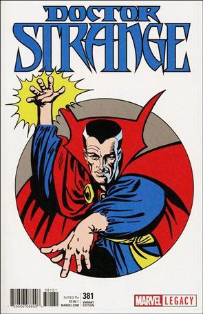 Doctor Strange (1968) 381-F