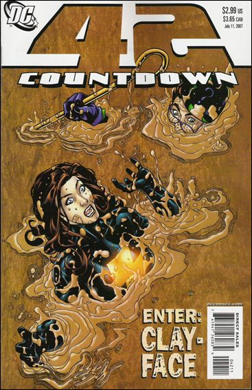 Countdown (2007) 42-A by DC