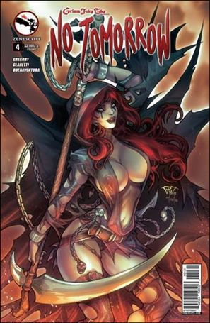 Grimm Fairy Tales Presents No Tomorrow 4-C