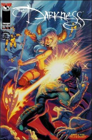 Darkness (1996) 11-F by Top Cow