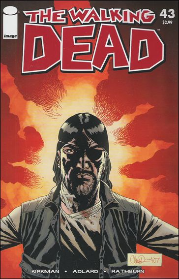Walking Dead (2003) 43-A by Skybound Entertainment