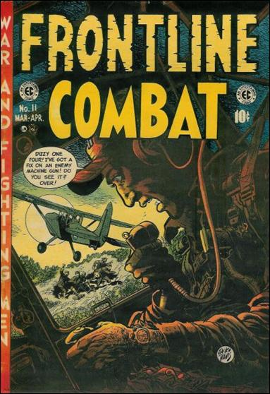 Frontline Combat (1951) 11-A by E.C.