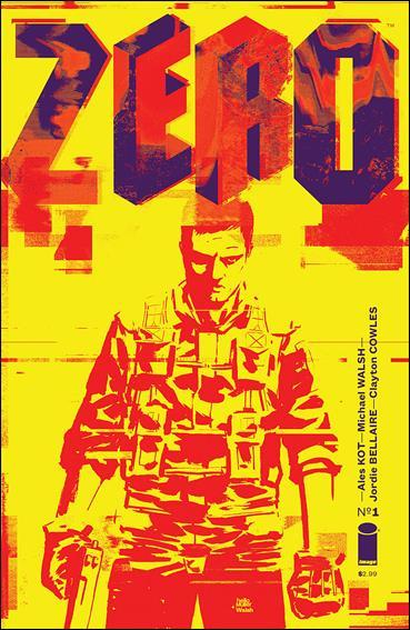 Zero (2013) 1-A by Image