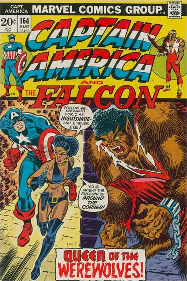 Captain America (1968) 164-A by Marvel