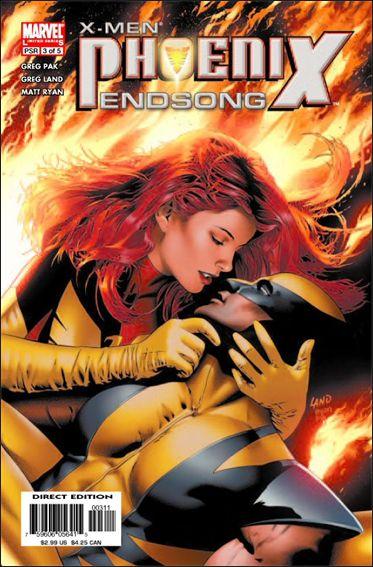 X-Men: Phoenix - Endsong 3-A by Marvel