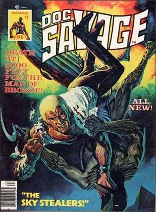 Doc Savage (1975) 6-A
