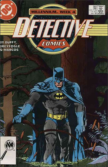 Detective Comics (1937) 582-A by DC