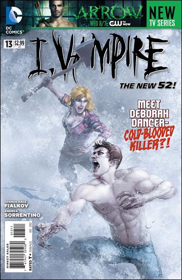 I, Vampire 13-A by DC