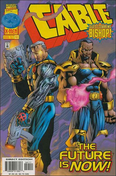 Cable (1993) 41-A by Marvel