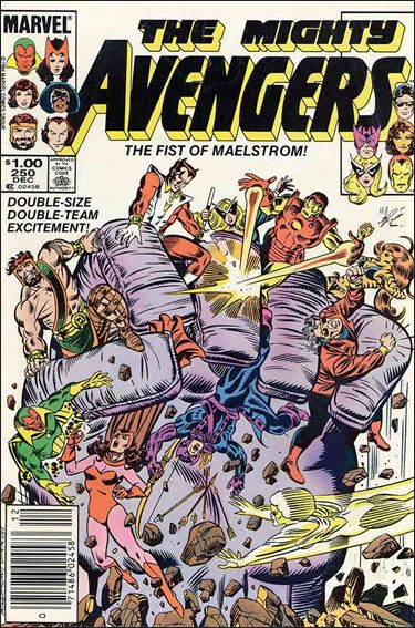 Avengers (1963) 250-A by Marvel