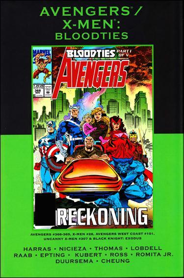 Avengers/X-Men: Bloodties nn-B by Marvel