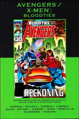 Avengers/X-Men: Bloodties nn-B