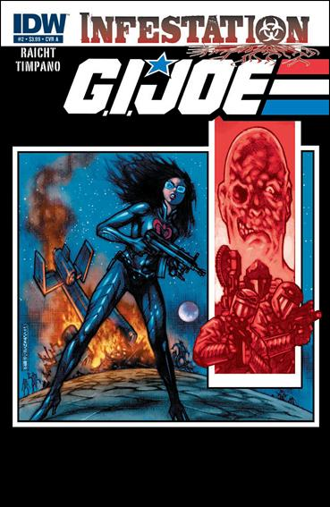 G.I. Joe: Infestation 2-A by IDW