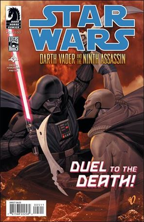 Star Wars: Darth Vader and the Ninth Assassin 5-A