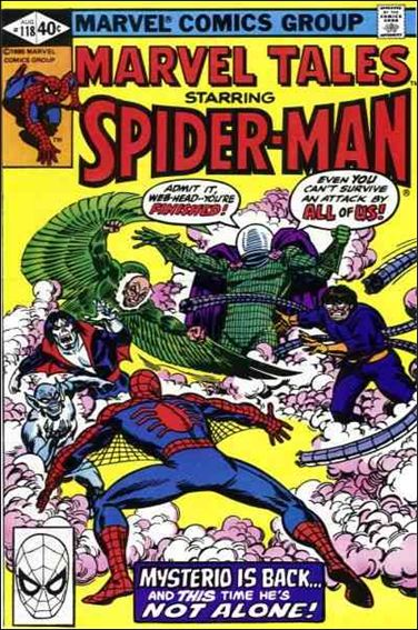 Marvel Tales (1966) 118-A by Marvel