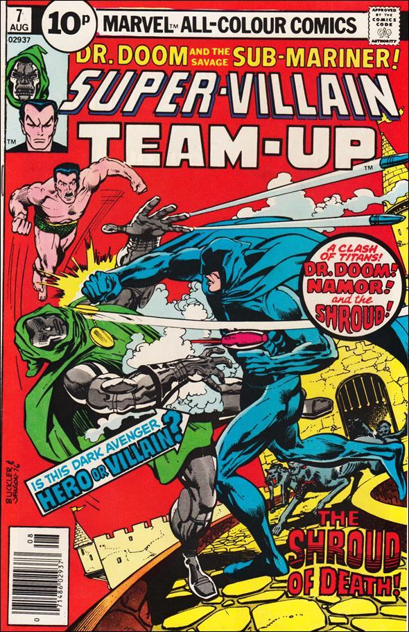 Super-Villain Team-Up 7-B by Marvel