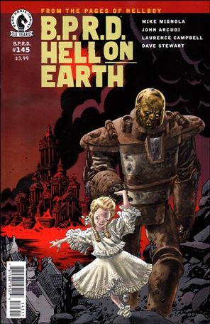 B.P.R.D. Hell on Earth (2012) 145-A