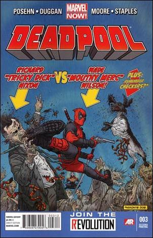 Deadpool (2013) 3-C by Marvel