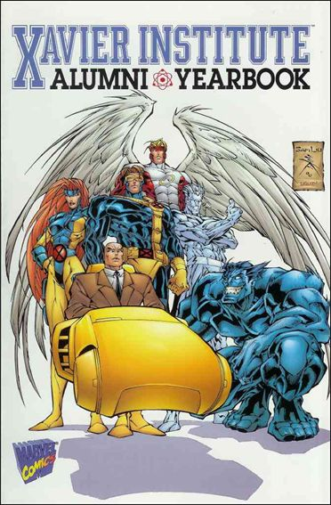 Xavier Institute Alumni Yearbook 1-A by Marvel