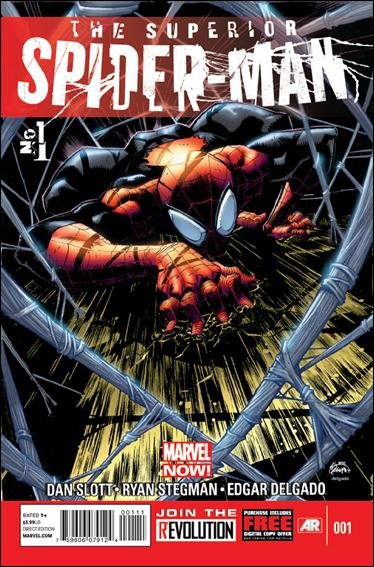Superior Spider-Man 1-A by Marvel